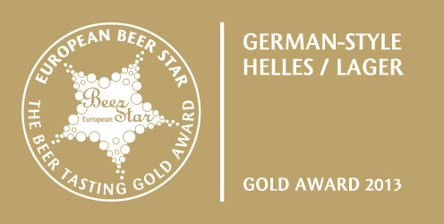 Beer Star Gold Helles 2013