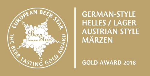 Beer Star Gold Helles 2018