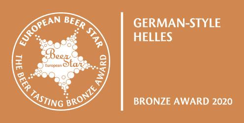Beer Star Bronze Helles 2020