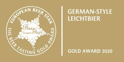 Beer Star Gold Helles Leicht 2020