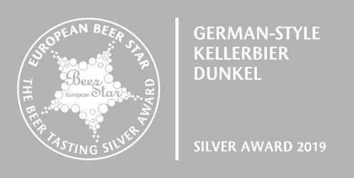 Beer Star Silber Kellerbier Dunkel 2019