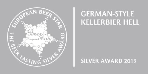 Beer Star Silber Kellerbier Hell 2013
