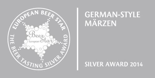 Beer Star Silber Märzen 2014