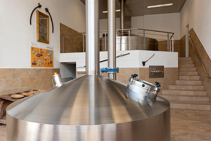 Brauereiführung Hohenthanner Schlossbrauerei