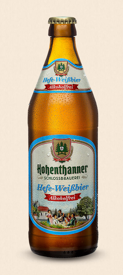 Hefe Weißbier Alkoholfrei