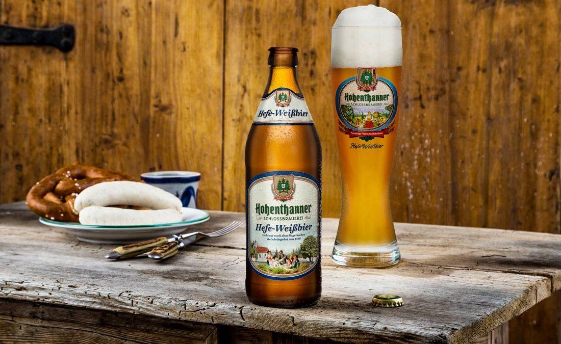 Hefe-Weissbier Hohenthanner