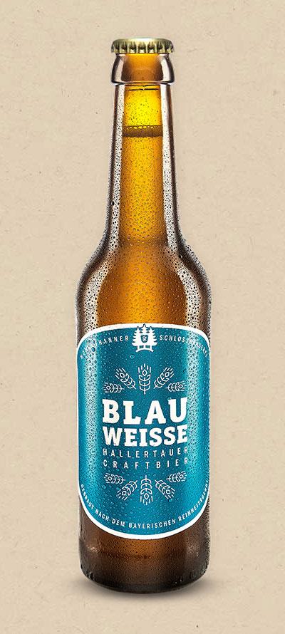 Blau Weisse