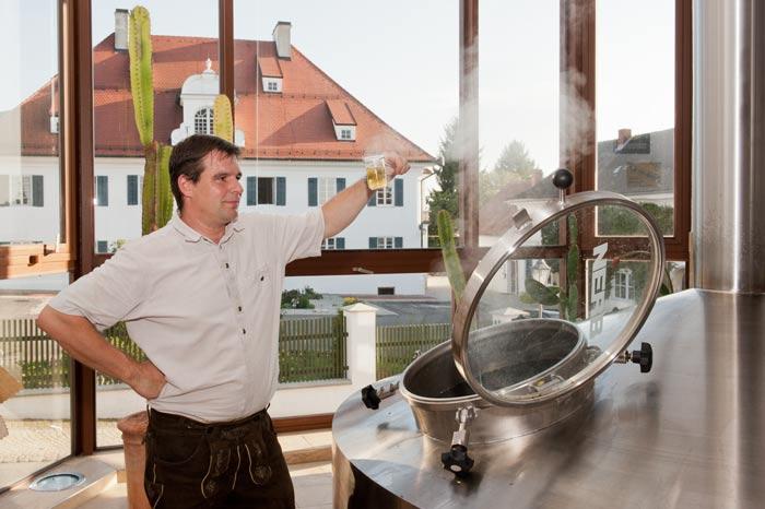 Hohenthanner Brauereiführung
