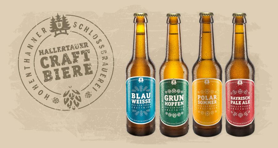 Hohenthanner Craft Bier