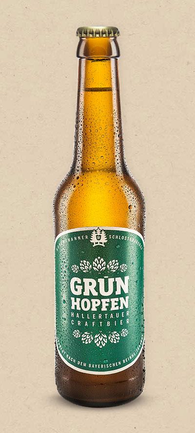 Grün Hopfen