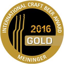 Meininger Gold 2016 für Märzen Festbier