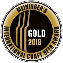 Meininger Gold 2019 für Märzen Festbier