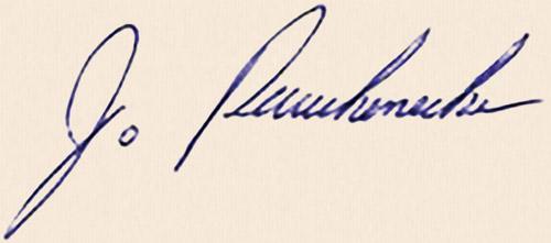 Signet Johannes Rauchenecker
