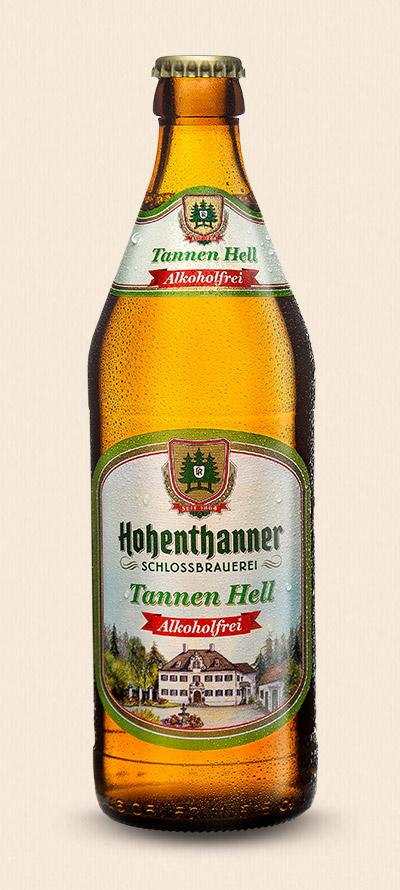 Tannen Hell Alkoholfrei