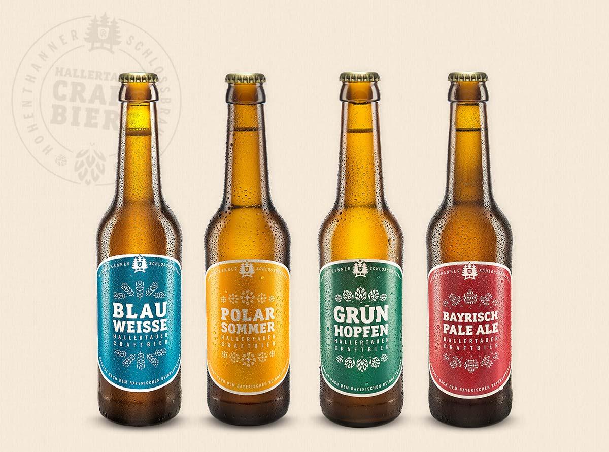 Hohenthanner Craft Biere